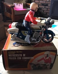 1982 Playwell battery operated Motorcycle Deer Park, 11729