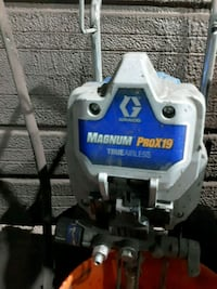 Graco magnum pro x19 electric airless paint sprayer