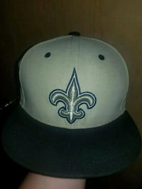 Fitted saints 7 5/8 new era hat West Richland, 99353