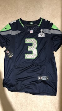 NFL Seattle Seahawks Russell Wilson jersey  Coquitlam, V3E 0G9