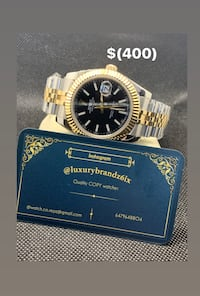 Rolex C./L./0./N./E datejust with jubilee band Toronto, M8V