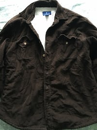Men Large Brown Corduroy Jacket size extra Large Boulogne-Billancourt, 92100