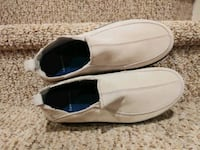 New Women's Size 9 / 9.5 LAND'S END Shoes LEATHER Woodbridge, 22193
