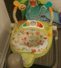 Baby Jumper - Multicolored and Excellent Condition Mississauga, L5B 2G6