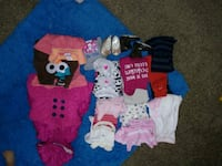 toddler's assorted clothes Tulsa, 74116