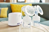 New Avent Double Breast Pump Toronto, M6N 2T6