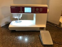 Pfaff Ambition 1.0 Sewing Machine With Original Box Mint Condition Manassas