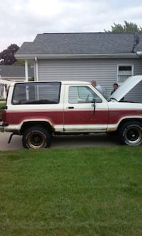 Ford - Bronco II - 1984 4x4 Needs motor South Bend