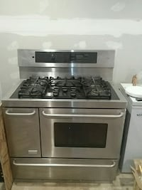 black and gray gas range oven Oakland, 94601