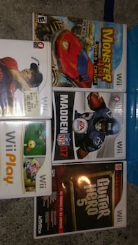 Will Games and 6 in 1 sports pack Mount Vernon