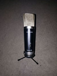 black and gray usb condenser microphone Calgary, T2V 4Y8