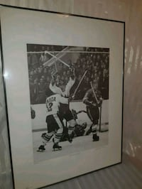 Paul Henderson - Goal of Century - LTD autographed #34 of 72