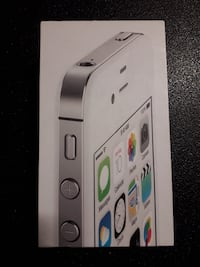 SCATOLO IPHONE4 BIANCO 8GB  Santa Maria A Vico