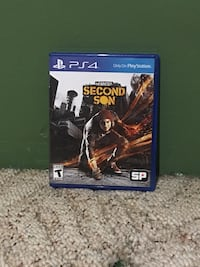 Infamous second son ps4 Suwanee, 30024