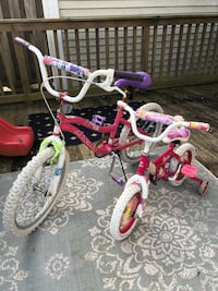 Toddler bike and child's bike Lutherville Timonium, 21093