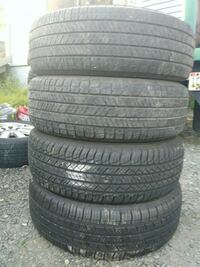 4 tires. 225 65 17  Jessup, 20794