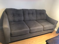Grey Couch great condition  Ottawa, K1V 7L8