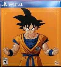 Dragon Ball Z Kakarot Collector's Edition  Toronto, M4L 1E6