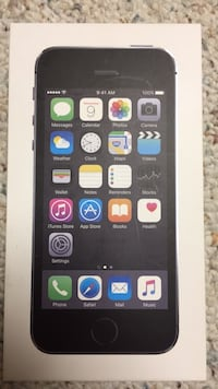 iPhone 5S space gray Edmonton, T6L 6Z6