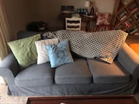Comfortable Gray Couch Denver, 80237