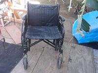 Wheel chair 2256 mi