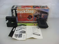 """Hitchmate 4045 Truck Step 2"""" Receiver Extends 23""""/Molded Step Surface Springfield"""