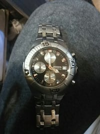 Fossil Speedway mens stainless watch Vancouver, V6E 4V2
