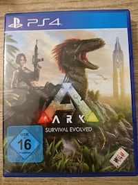 PS4 ARK Survival Evolved 6703 km