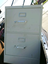 Two drawer file cabinet Gretna, 70053