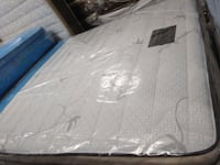 Sleeping Beauty jumbo eurotop mattress and box spr West Hollywood, 90069
