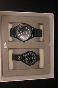 FOSSIL HIS AND HER WATCHES Pickering, L1W 2R1
