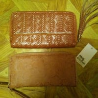 2 brand new never used wallets 4$ each Independence, 70443