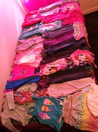 Size 2t and 3t all for 40 dollars 2 bed full  LaGrange, 30240