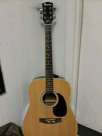 brown and black acoustic guitar West Palm Beach, 33415