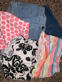 18 months Girl clothing Lot Edmond, 73034