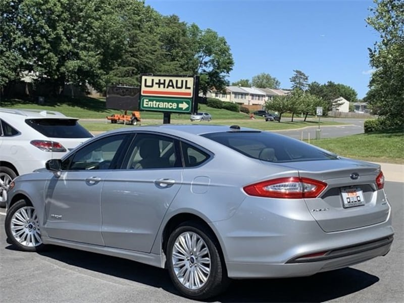 Ford Fusion 2015 5