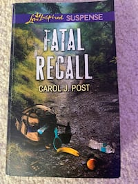 Fatal Recall by Carol J Post