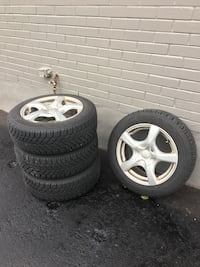 BMW 3 series winter wheels and tires Burlington, L7L 3J2