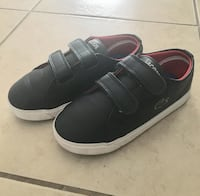 pair of black leather slip-on shoes Brampton, L6W 4T4