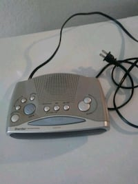 Am/Fm clock radio snooze Works Great $15 Firm Fort Myers, 33916