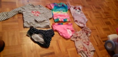 Toddler Swim Suits(girl)