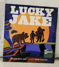"""Lucky Jake"" by Sharon Hart Addy, Illustrated by W Knoxville, 37918"