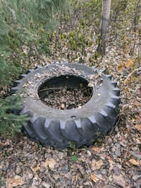 Work out tires