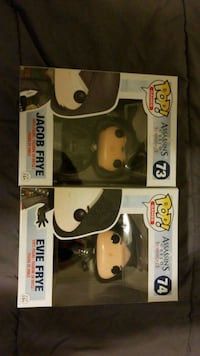 Jacob and Evie Frye Funko pop. Bakersfield, 93309