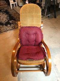 Wooden Rocking Chair Mississauga, L5N 8H2