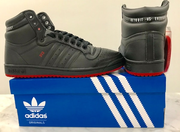 """meilleur service 4f058 1c3ca Limited Edition of Adidas Top Ten (""""Detroit v Everybody"""")"""