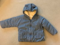 Organic outwear (jacket) for toddler MCLEAN