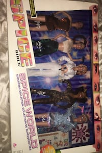 Spice World Superstar Collection Toronto, M4V 2A5