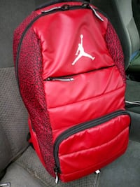 Jordan red and black new price negotiable Fayetteville, 28301