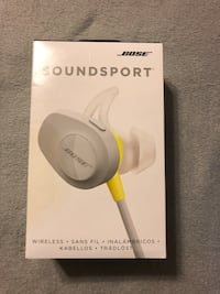 Bose soundsport Bluetooth headset Sachse